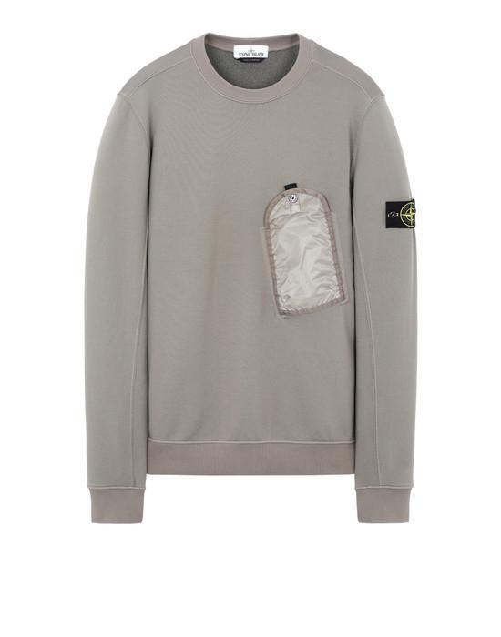 STONE ISLAND 64046 Sweatshirt Man Mud
