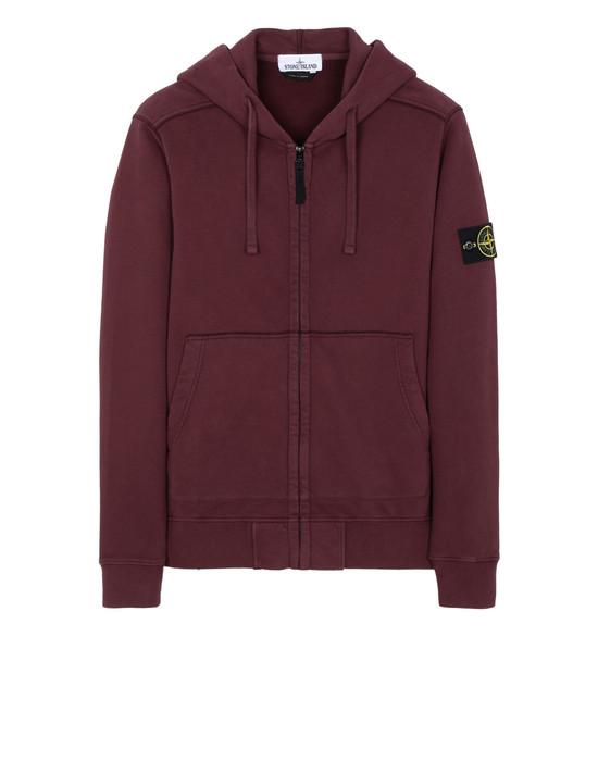 STONE ISLAND 60220 Sweatshirt Man Dark Burgundy