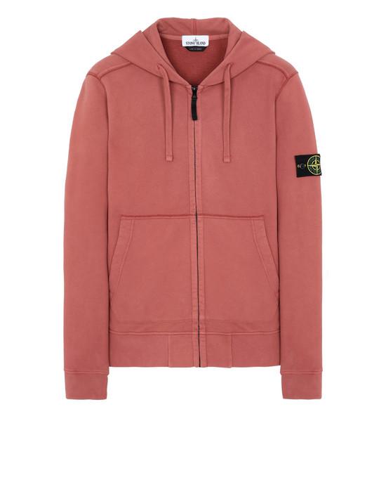 STONE ISLAND 60220 Sweatshirt Man Rust