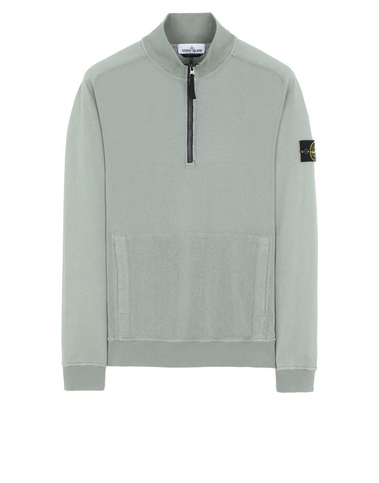 STONE ISLAND Sweat avec zip 63259