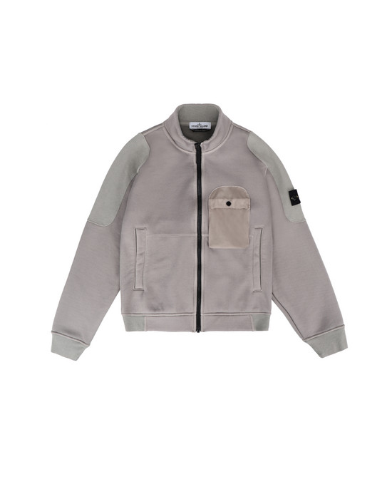 STONE ISLAND JUNIOR Felpa 60443