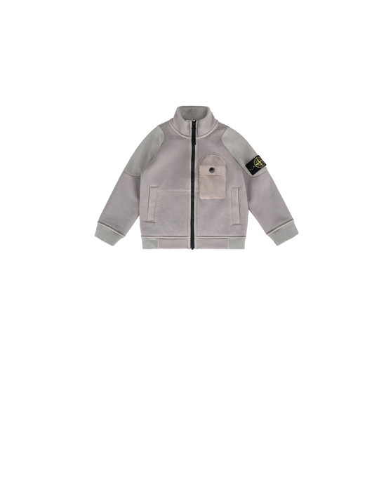 Sweatshirt 60443  STONE ISLAND JUNIOR - 0