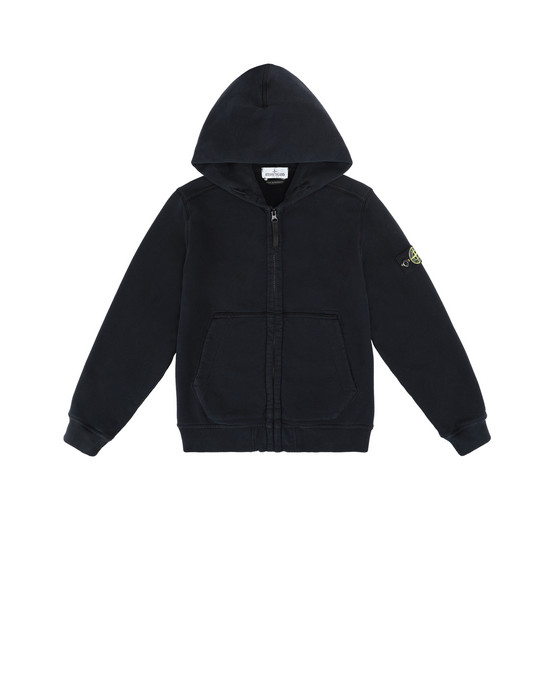 Sweatshirt 60640 STONE ISLAND JUNIOR - 0