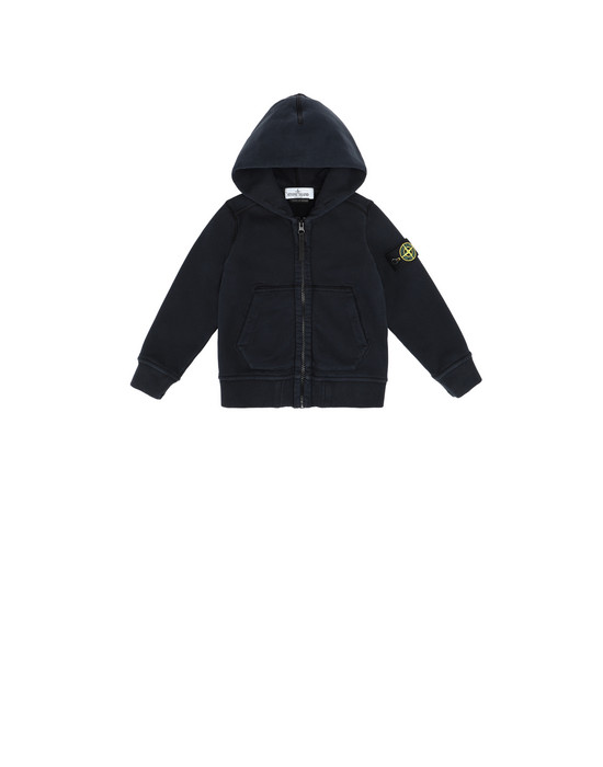 Felpa 60640 STONE ISLAND JUNIOR - 0
