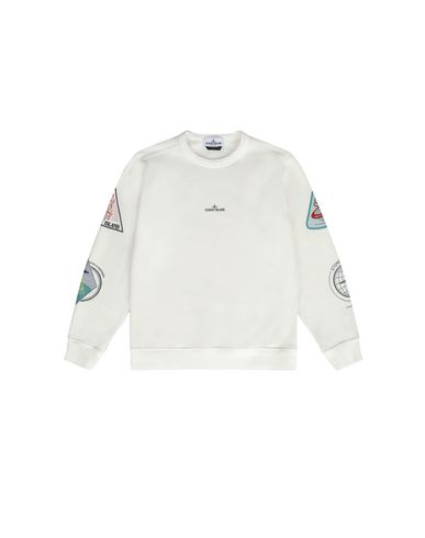 STONE ISLAND JUNIOR Sweatshirt Man 61740  f