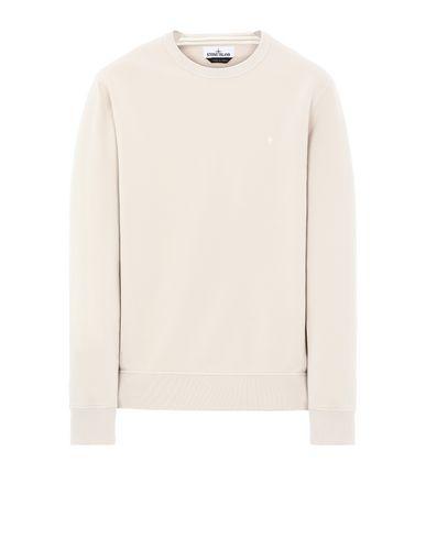 STONE ISLAND 60851 Sweatshirt Man Beige EUR 209