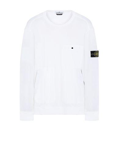 STONE ISLAND 61759 Sweatshirt Man White EUR 167