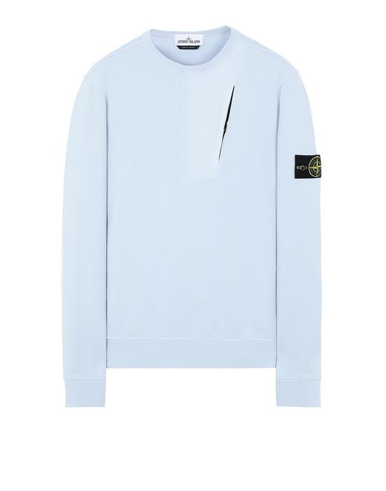 Sweatshirt Man 63151 Front STONE ISLAND