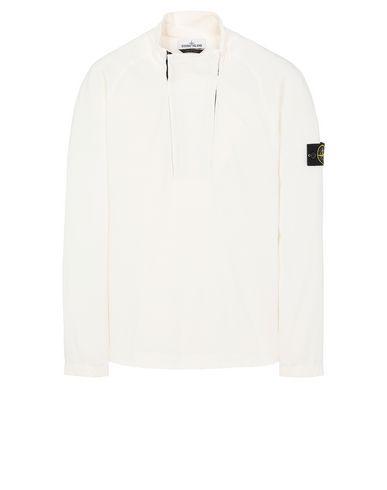 STONE ISLAND 61450 Sweatshirt Man Ivory USD 360