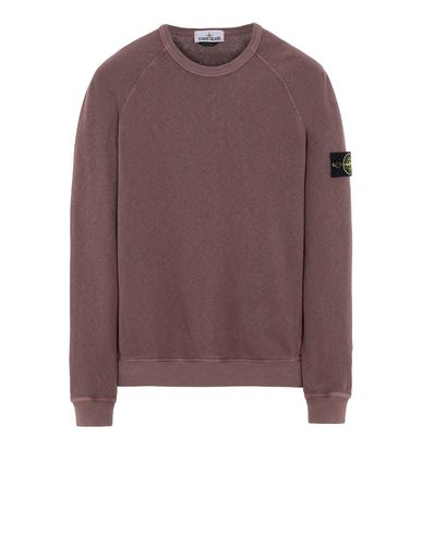 STONE ISLAND 66060 T.CO+OLD Sweatshirt Man MAHOGANY BROWN USD 188
