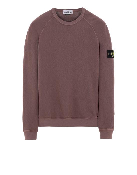 STONE ISLAND 66060 T.CO+OLD Sweatshirt Man MAHOGANY BROWN