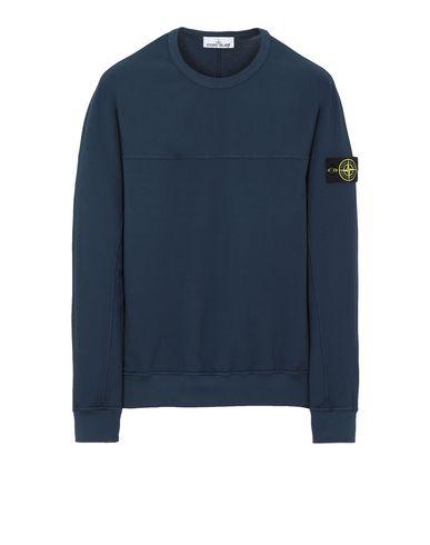 STONE ISLAND 62152 Sweatshirt Man Marine Blue USD 236