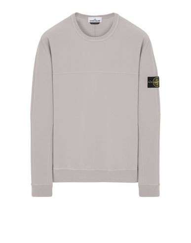 STONE ISLAND 62152 Sweatshirt Man Dust Gray EUR 270