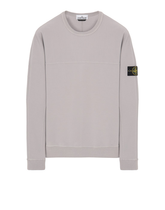 STONE ISLAND 62152 Sweatshirt Man Dust Gray