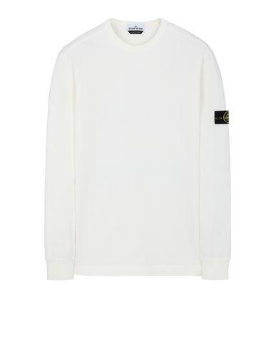 STONE ISLAND 64450 Sweatshirt Man Ivory EUR 179