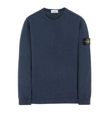 STONE ISLAND 64450 Sweatshirt Man Marine Blue EUR 175