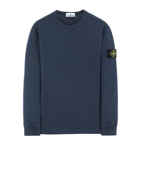 STONE ISLAND 64450 Sweatshirt Man Marine Blue