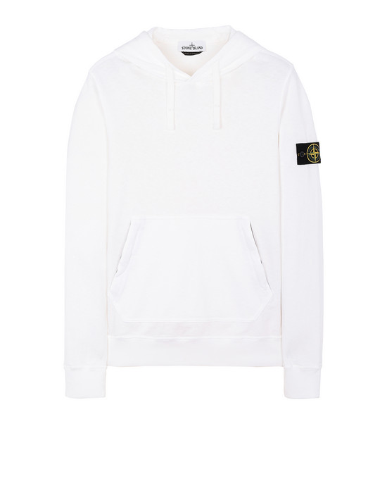 STONE ISLAND 64960 T.CO+OLD Sweatshirt Man White