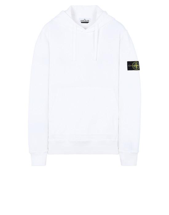STONE ISLAND 64151 Sweatshirt Man White