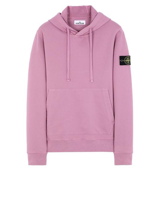 Sweatshirt Man 64151 Front STONE ISLAND
