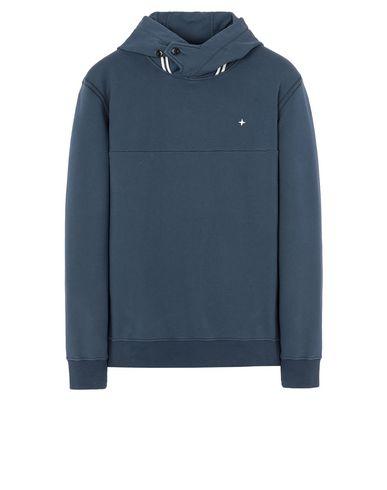 STONE ISLAND 60151 Sweatshirt Man Marine Blue USD 246