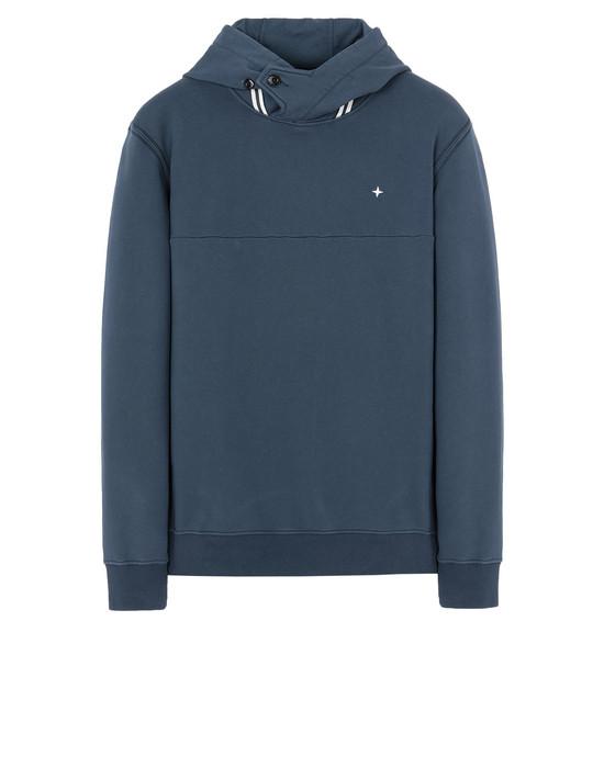 STONE ISLAND 60151 Sweatshirt Man Marine Blue
