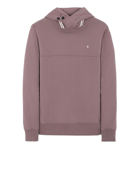 STONE ISLAND 60151 Sweatshirt Man MAHOGANY BROWN