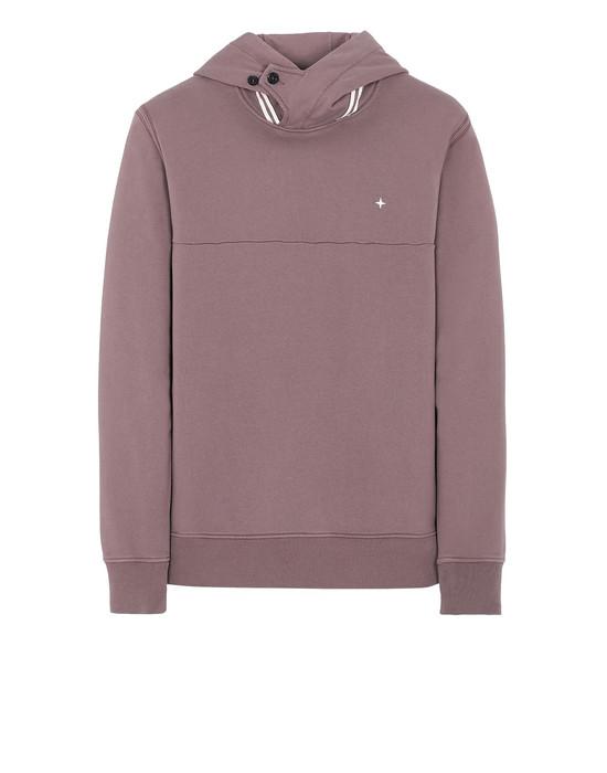 Sweatshirt Man 60151 Front STONE ISLAND