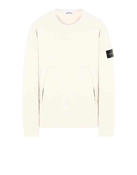 STONE ISLAND 61151 Sweatshirt Man Ivory
