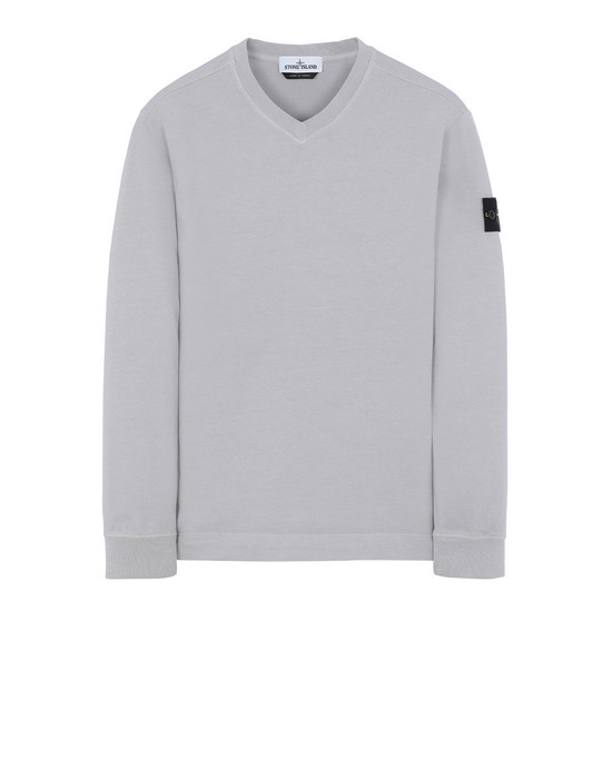 STONE ISLAND 64350 Sweatshirt Man Dust Gray