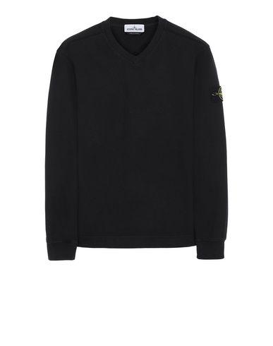 STONE ISLAND 64350 Sweatshirt Man Black USD 156