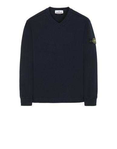 STONE ISLAND 64350 Sweatshirt Man Blue EUR 92