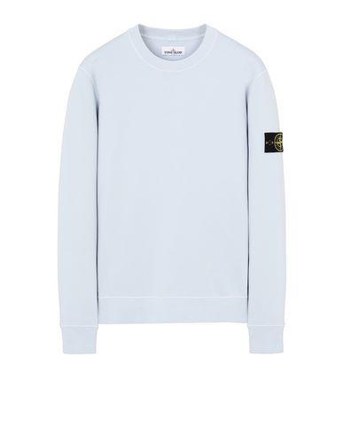 STONE ISLAND 63051 Sweatshirt Herr Himmelblau EUR 139