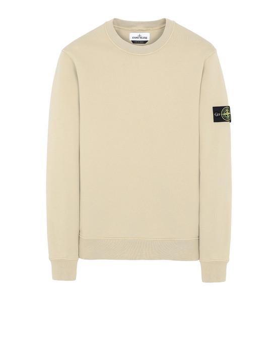 STONE ISLAND 63051 Sweatshirt Homme Écorce