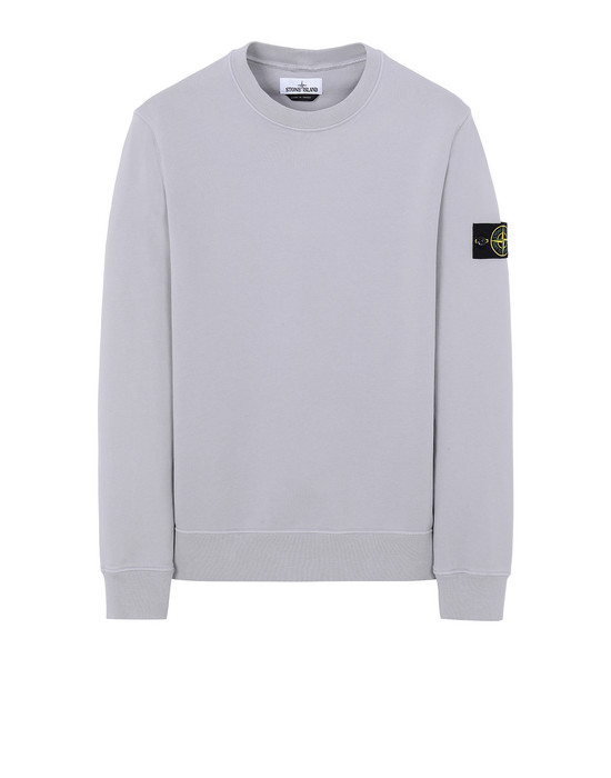 STONE ISLAND 63051 Sweatshirt Man Dust Gray
