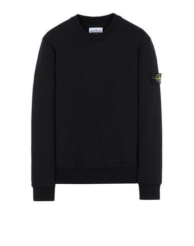 STONE ISLAND 63051 Sweatshirt Man Black USD 182