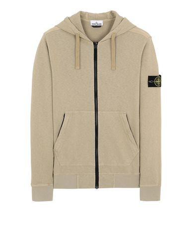 STONE ISLAND 64860 T.CO+OLD Sweatshirt Man Dark Beige EUR 295