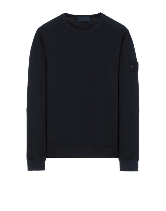 STONE ISLAND 637F3 GHOST PIECE Sweatshirt Man Blue
