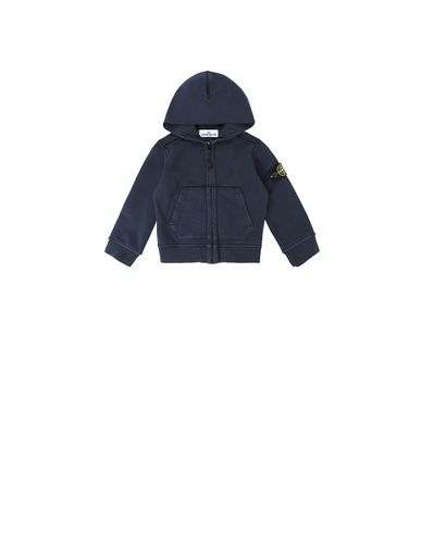 STONE ISLAND BABY 60940 Sweatshirt Man Blue EUR 150