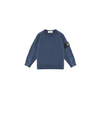 STONE ISLAND BABY 61040 Sweatshirt Man Marine Blue EUR 100