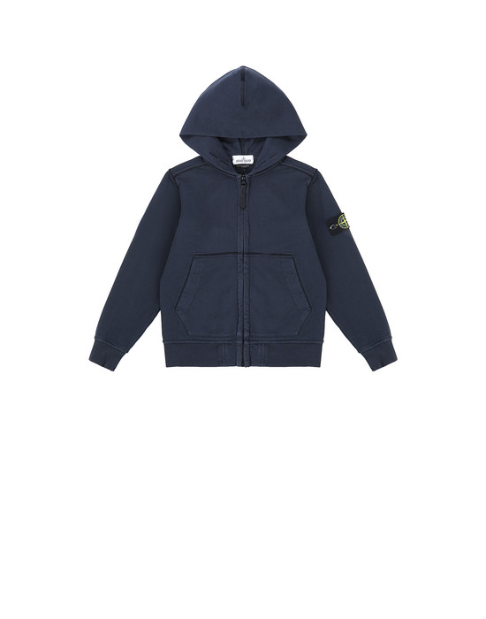 STONE ISLAND JUNIOR 60940 Sweatshirt Man Blue