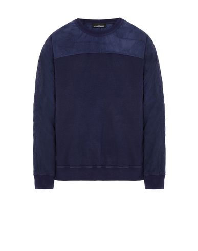 STONE ISLAND SHADOW PROJECT 60507 COMPACT CREWNECK Sweatshirt Man Blue EUR 315