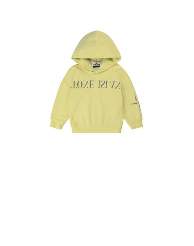 STONE ISLAND BABY 61140  Sweatshirt Man Lemon USD 137