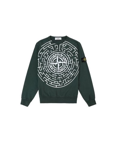 STONE ISLAND JUNIOR Sweatshirt Man 62940  f