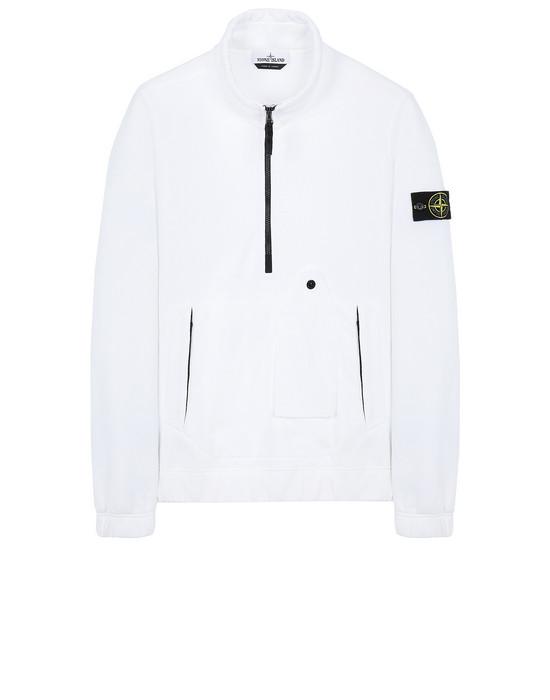 STONE ISLAND 61520 Sweatshirt Man White