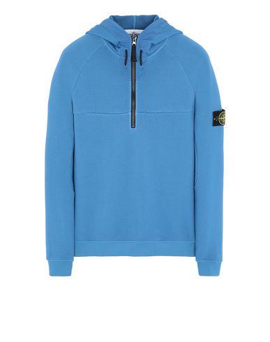 STONE ISLAND 61647 Sweatshirt Man Periwinkle EUR 315