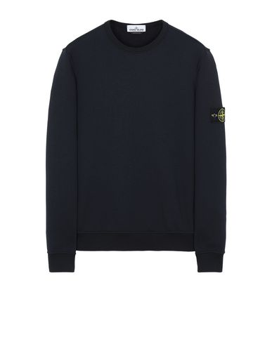 STONE ISLAND 65247 Sweatshirt Man Blue USD 229