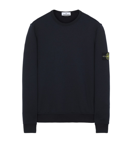 STONE ISLAND 65247 Sweatshirt Man Blue