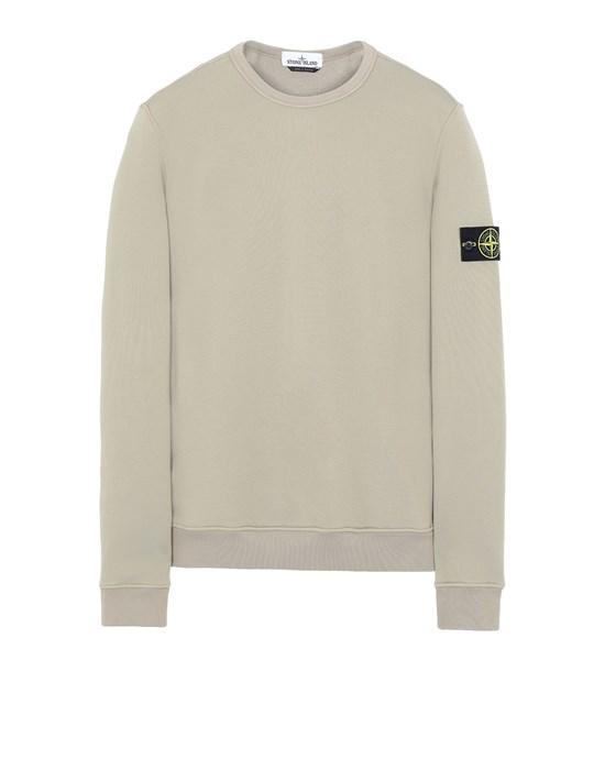 STONE ISLAND 65247 Sweatshirt Man Sand