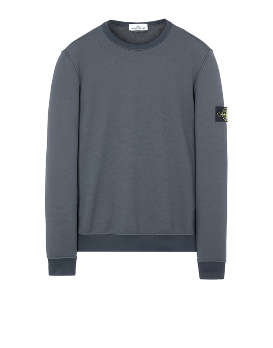 STONE ISLAND 65247 Sweatshirt Man Dark Grey